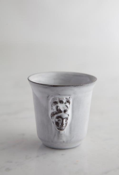 Cups by One Handmade Ceramic / Sultan Selim Kır seen at One Handmade Ceramics / One Seramik Atölyesi - Aphrodite Cup