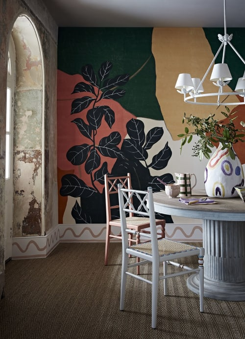 Interior Design by Ceraudo seen at Private Residence, London - Homes & Gardens Bloomsbury Edition