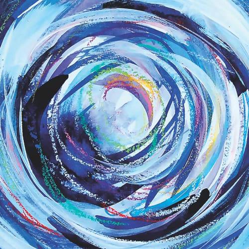Paintings by Katrina Slade seen at New Brunswick - Soul