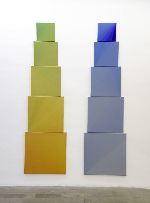 Art Curation by Studio Carla P Bertone seen at Galerie Patricia Dorfmann, Paris - Diffractions