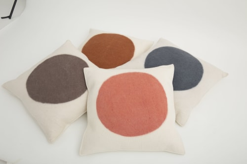 Pillows by M&Otto Design seen at Flamant, Geraardsbergen - Ruby Pillow