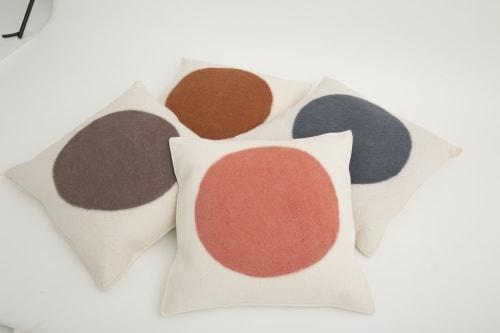 Pillows by M&Otto Design seen at Flamant, Geraardsbergen - Ruby Pillow