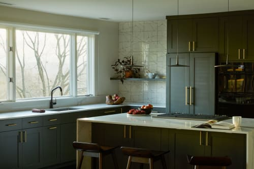 Pendants by Vibia seen at Private Residence, Alameda, Portland - Pendants
