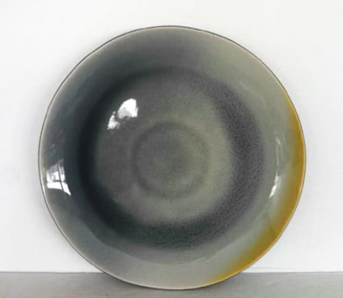 Gastro Dinner Plate   Ceramic Plates by Mieke Cuppen