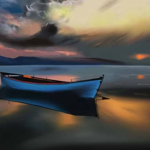 Dave Fox - Paintings and Art