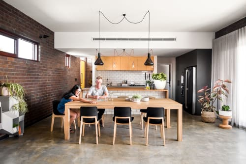 Architecture by Klopper and Davis Architects seen at Private Residence, Mount Lawley - Dolce Lane