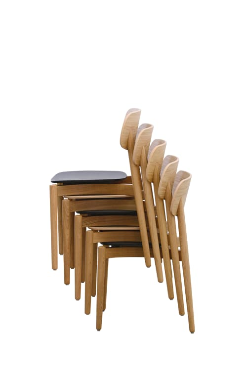 Chairs by Bedont seen at Generator Paris, Paris - Fizz Chair