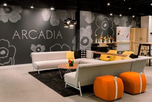 Interior Design by Arcadia seen at Merchandise Mart, Chicago - Interior Design