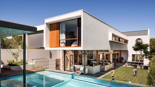 Architecture by Klopper and Davis Architects seen at Private Residence, West Leederville - St Leonards Ave