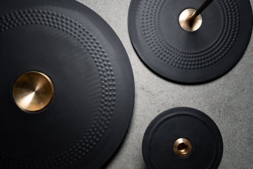 Ceramic Plates by Studio Joachim-Morineau seen at Private Residence, Eindhoven - Rise