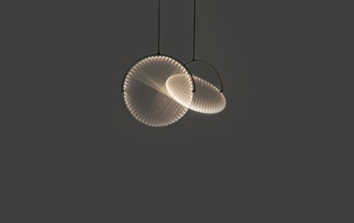 Pendants by Innermost seen at Morgan Furniture, London - Kepler