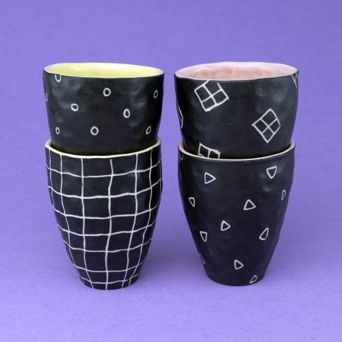 Cups by Adrienne Eliades seen at Private Residence, Vancouver - Cupletts