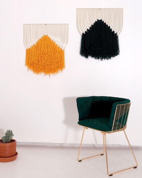 Macrame Wall Hanging by Bend Goods - Macrame Art Piece
