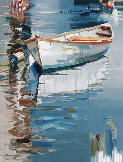 "Art & Wall Decor by YJ Contemporary seen at East Greenwich, East Greenwich - Josef Kote ""Looking For Summer"""