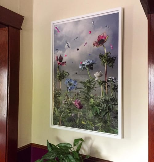 Photography by Jason DeMarte seen at Private Residence, Denver - Candied Cultivation