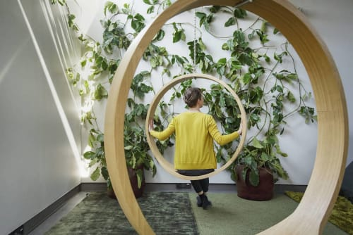Interior Design by Iwona Kosicka Design seen at Helsinki City Museum, Helsinki - Helsinki City Museum - Circleswing