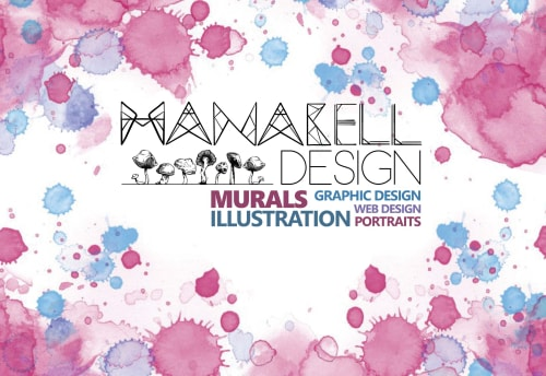 Manabell Design - Murals and Paintings