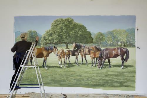 Jennifer Bell - Murals and Art