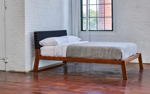 Beds & Accessories by Chilton Furniture Co. seen at Portland, Portland - Modern Shaker Bed