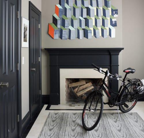 Interior Design by Koo de Kir Architectural Interiors seen at Private Residence, Boston - Interior Design