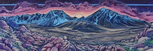 Alexandra Rubio - Murals and Art