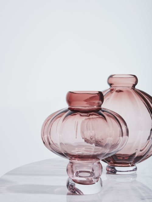 Vases & Vessels by Louise Roe seen at Louise Roe Gallery, København - Balloon Vase no 03