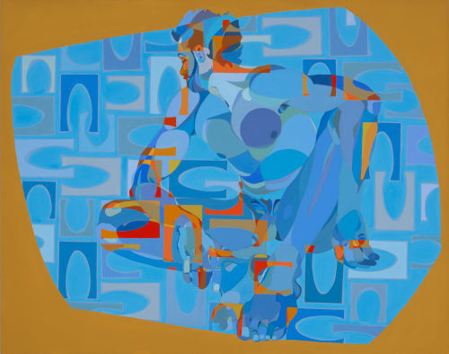 Paintings by Fernando Reyes Fine Art seen at Fernando Reyes Fine Arts, Oakland - Tranquility