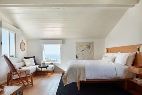 Linens & Bedding by bläanks seen at Hotel Joaquin, Laguna Beach - Custom Throw Blanket
