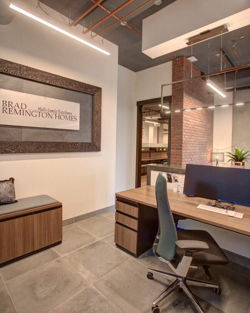Interior Design by ANA Interiors Ltd seen at Brad Remington Homes (2010) Ltd, Calgary - Interior Design