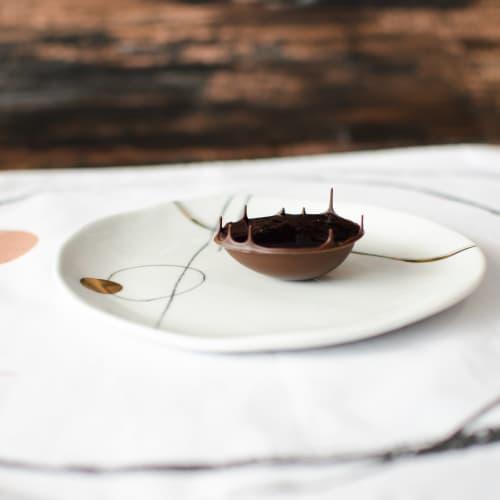 Ceramic Plates by Boya Porcelain - Nova Dessert Plate