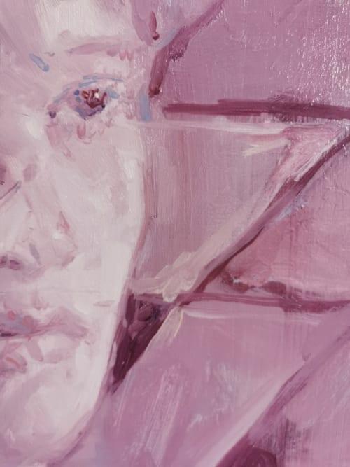 Art Curation by Casper White seen at Creator's Studio, Cardiff - Casper White