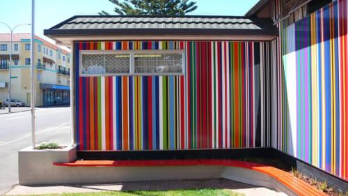 Regan Gentry - Public Sculptures and Street Murals