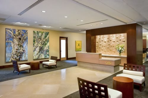 Interior Design by Marcelle Guilbeau Interior Design seen at Community Health Systems, Inc., Franklin - Community Health Systems Corporate Headquarters
