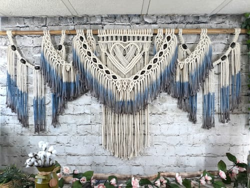 Desert Indulgence - Macrame Wall Hanging and Wall Hangings