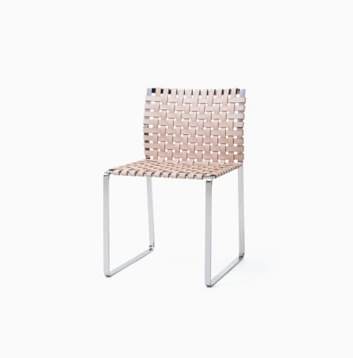 Chairs by Mark Albrecht Studio seen at Brookfield Place, New York - Side Chair