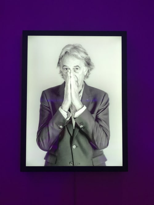 Photography by Chris Levine seen at Private Residence, New York - Paul Smith