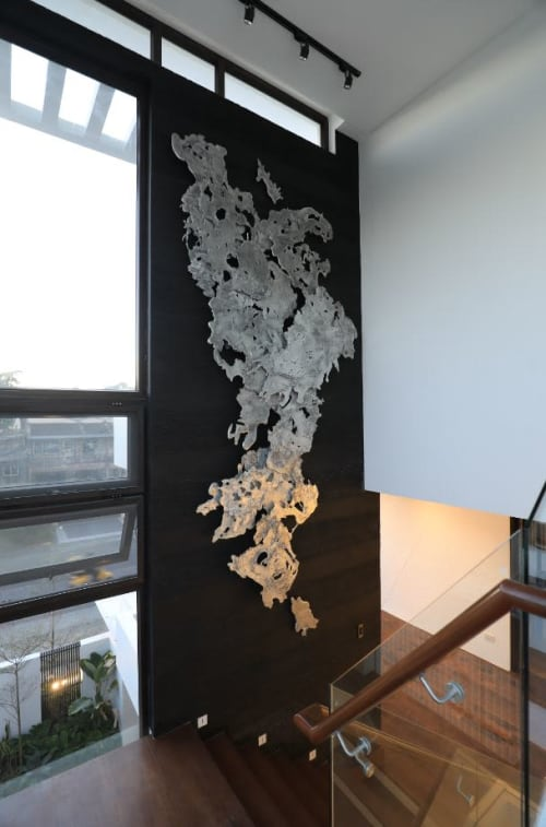 Sculptures by Jinggoy Buensuceso seen at Private Residence, Quezon City, Quezon City - Sculpture