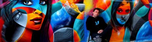 Nomen - Street Murals and Murals