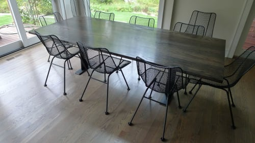 Tables by Atelier Delalain seen at Private Residence, Woodstock - Custom Table
