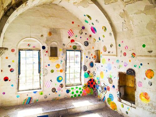 """Art & Wall Decor by Liz Tran at İbrahimpaşa Köyü, İbrahimpaşa Köyü - """"A Beginning Before the End"""""""