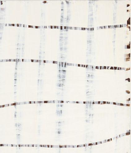 White Process, 2019   Paintings by Terri Brooks