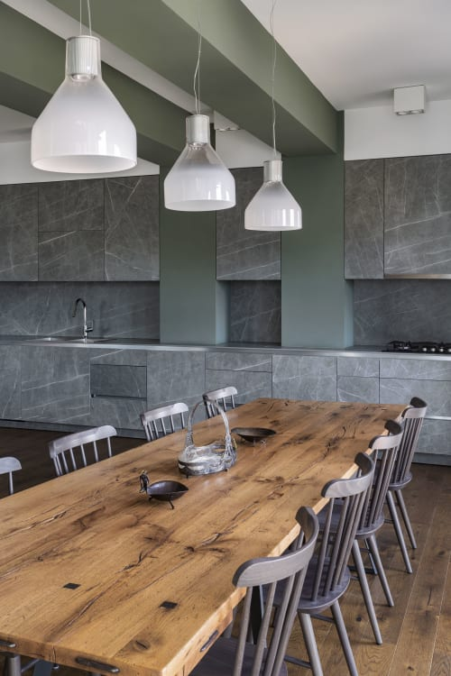 Tiles by Neolith seen at Private Residence,Tbilisi, Tbilisi - Tiles
