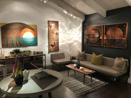 Art Curation by Shaun Thomas seen at 550 S Coast Hwy, Laguna Beach - Thomas Studios | Art Gallery & Home Showroom