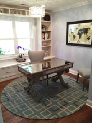 Interior Design by Zachary Luke Designs at Private Residence, Charlotte - Windsor Drive