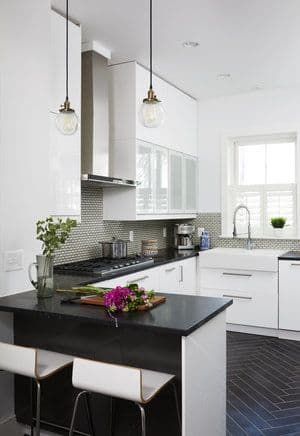 Interior Design by Zoe Feldman Design seen at Private Residence - Bloomingdale Row House Interior Design
