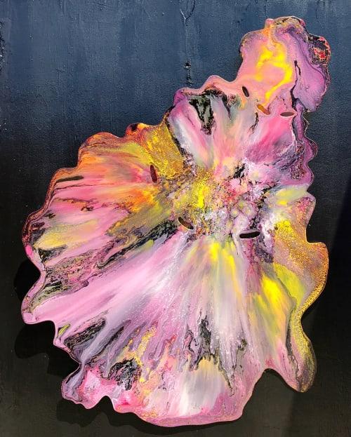 Paintings by Doug Heine's Art Studio seen at Private Residence - Berkeley, CA, Berkeley - Big O #4