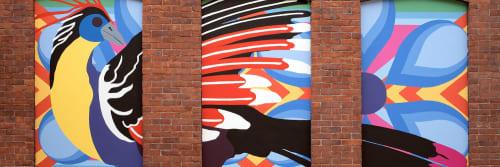 Toni Miraldi / Mural Envy, LLC - Murals and Street Murals