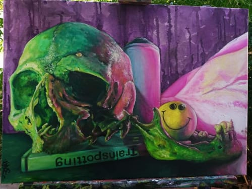 Kave - Murals and Art