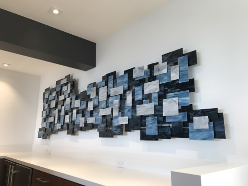 Sculptures by Karo Studios seen at Private Residence, Malibu - Malibu Private Residence