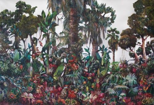 Art Curation by Luis Bivar seen at Berlin, Berlin - Jungle